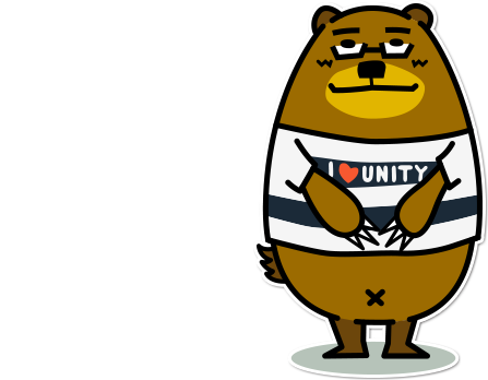 たにっこ Unityのことをよく知りたい。身体はおおきいけど、おとなしい。